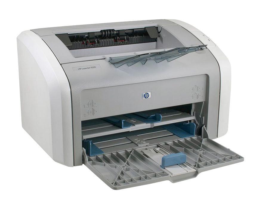 Драйвер для принтера HP LaserJet 1020