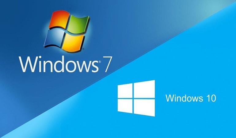 Windows 7 начала стремительно терять пользователей